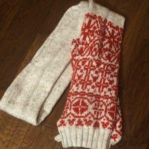 Super warm scarf!